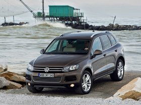 Ver foto 14 de Volkswagen Touareg V8 TDi 2010