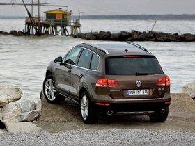 Ver foto 13 de Volkswagen Touareg V8 TDi 2010