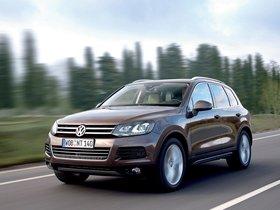 Ver foto 9 de Volkswagen Touareg V8 TDi 2010
