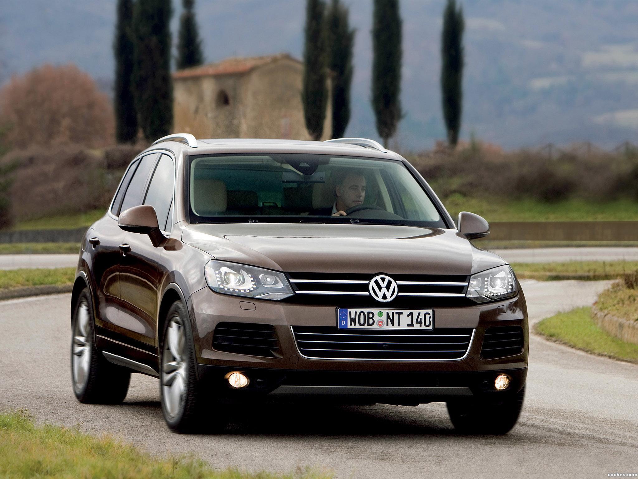 Foto 0 de Volkswagen Touareg V8 TDi 2010