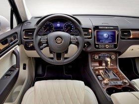 Ver foto 6 de Volkswagen Touareg V8 TDi Gold Edition Concept 2011