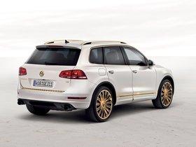 Ver foto 4 de Volkswagen Touareg V8 TDi Gold Edition Concept 2011