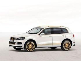 Ver foto 3 de Volkswagen Touareg V8 TDi Gold Edition Concept 2011