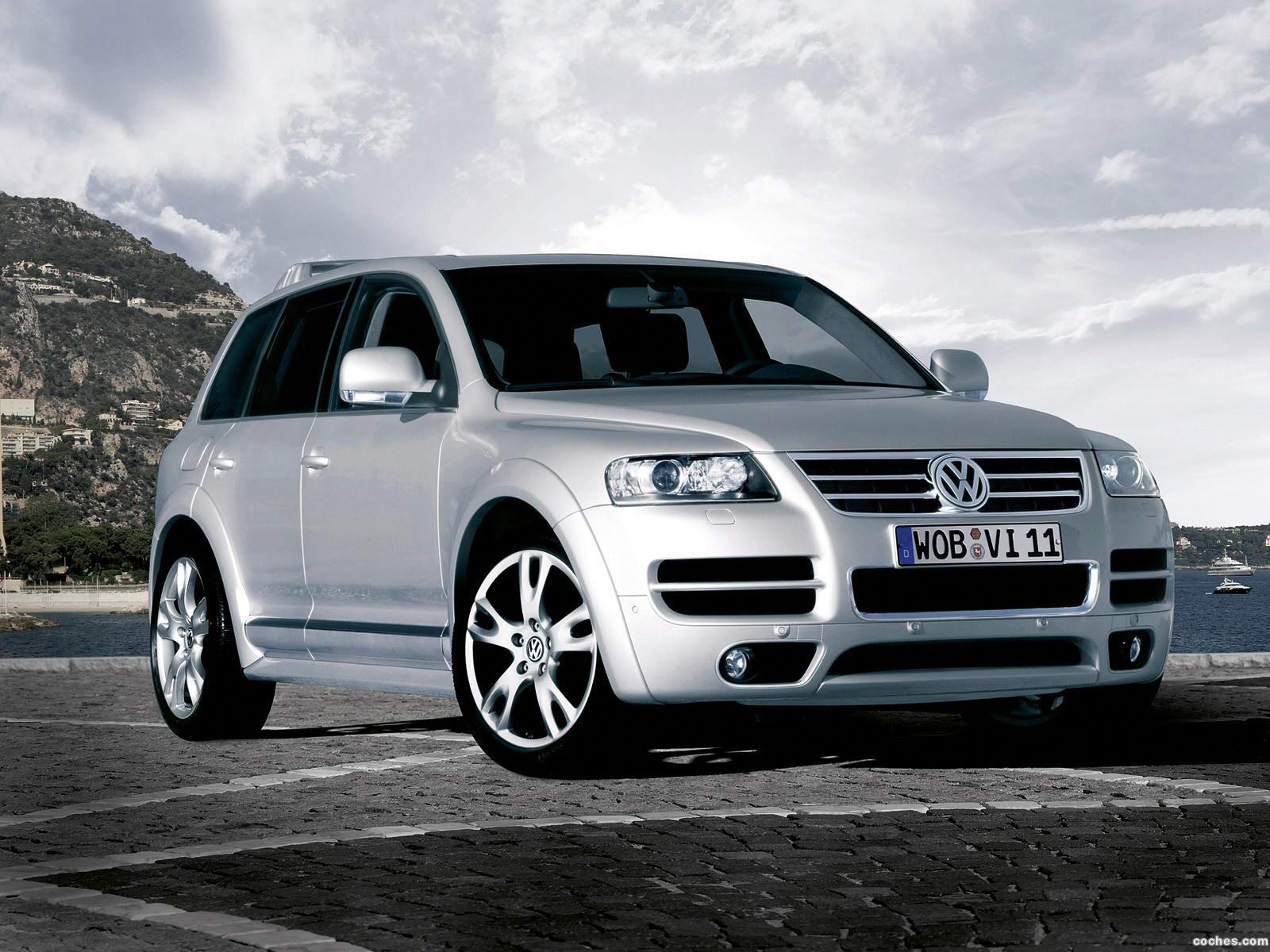 Foto 0 de Volkswagen Touareg W12 2005