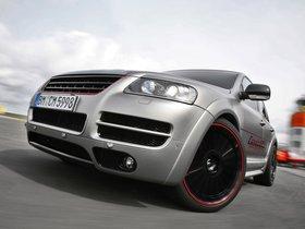 Ver foto 4 de Volkswagen Touareg W12 Sport Edition coverEFX 2011