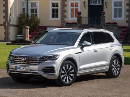 Volkswagen Touareg 3.0tsi V6 Ehybrid Atmosphere 4motion Tiptronic