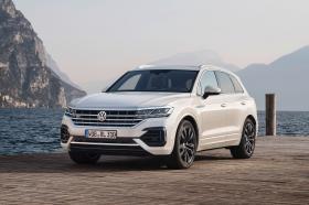 Ver foto 25 de Volkswagen Touareg V6 TDI R-Line 2019