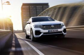 Ver foto 18 de Volkswagen Touareg V6 TDI R-Line 2019