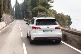 Ver foto 28 de Volkswagen Touareg V6 TDI R-Line 2019