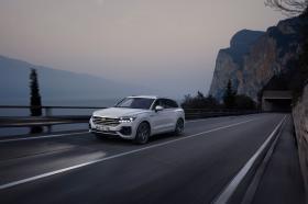 Ver foto 35 de Volkswagen Touareg V6 TDI R-Line 2019