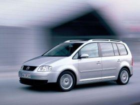 Ver foto 8 de Volkswagen Touran 2003