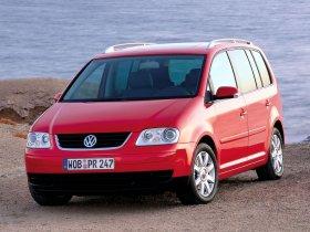 Ver foto 31 de Volkswagen Touran 2003