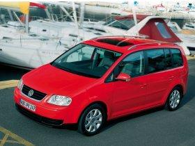 Ver foto 28 de Volkswagen Touran 2003
