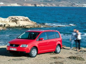 Ver foto 25 de Volkswagen Touran 2003