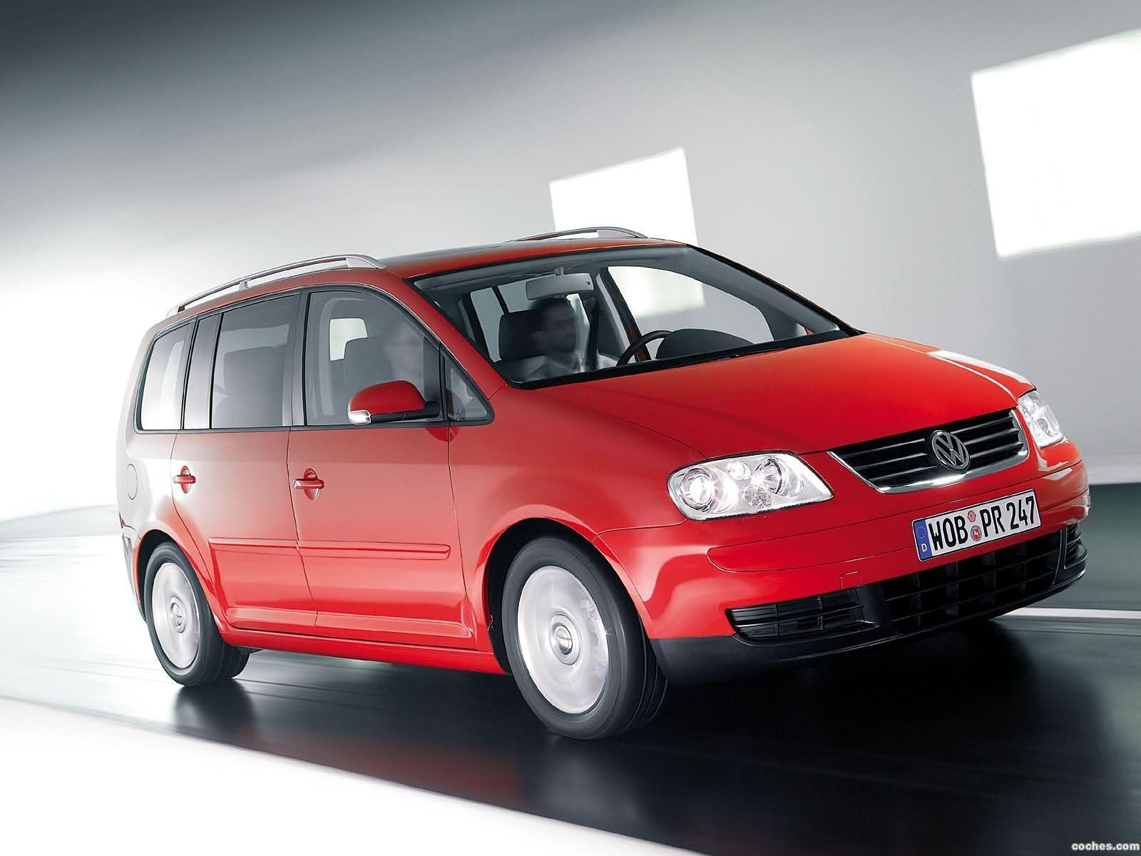 Foto 32 de Volkswagen Touran 2003