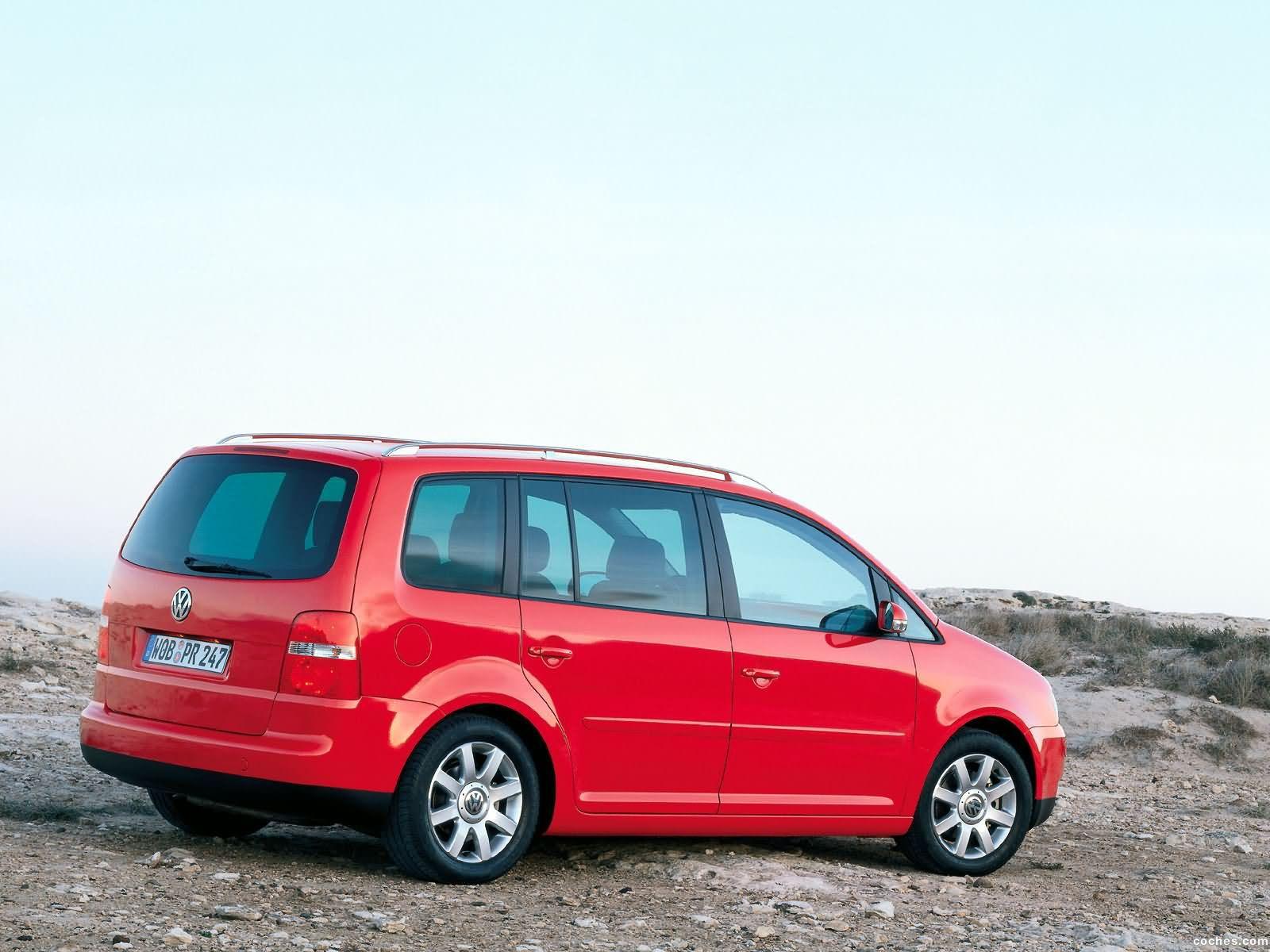 Foto 20 de Volkswagen Touran 2003