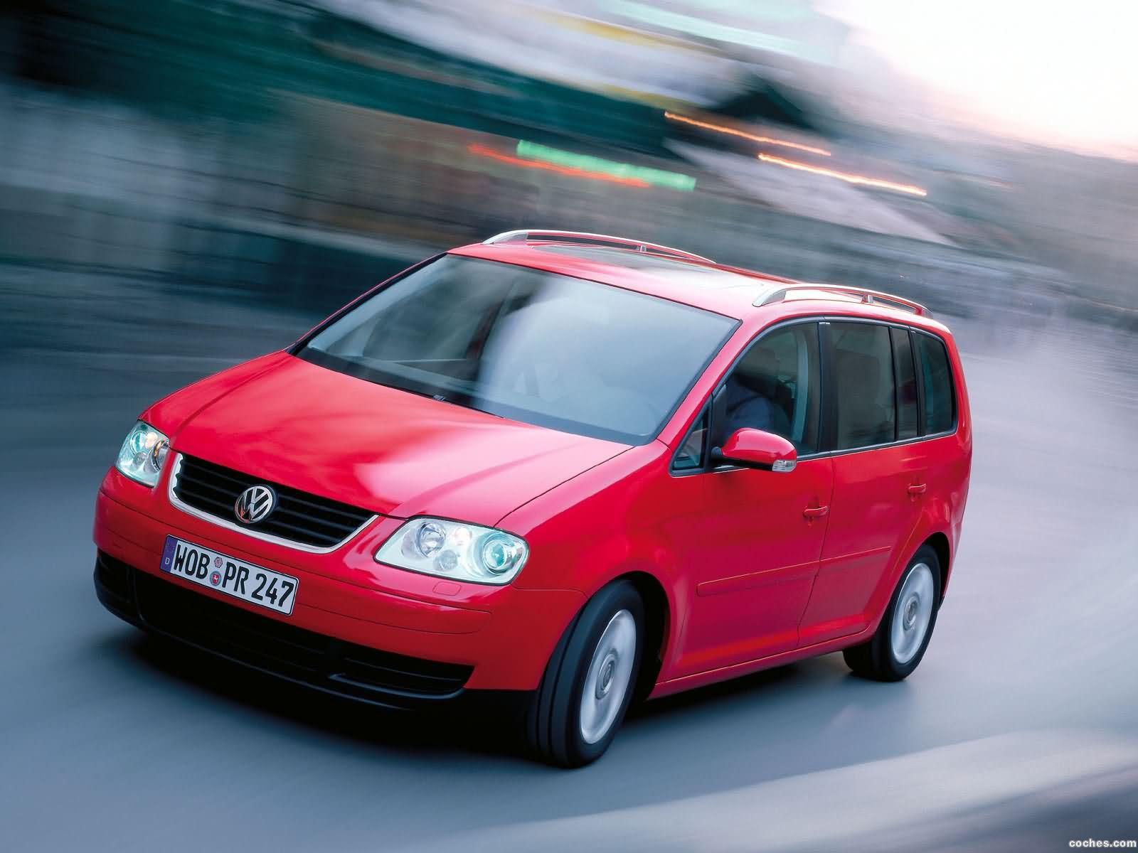 Foto 19 de Volkswagen Touran 2003