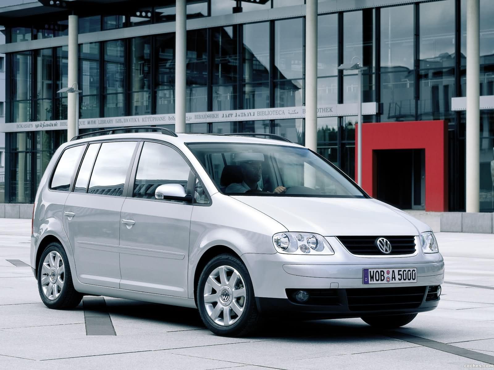 Foto 18 de Volkswagen Touran 2003