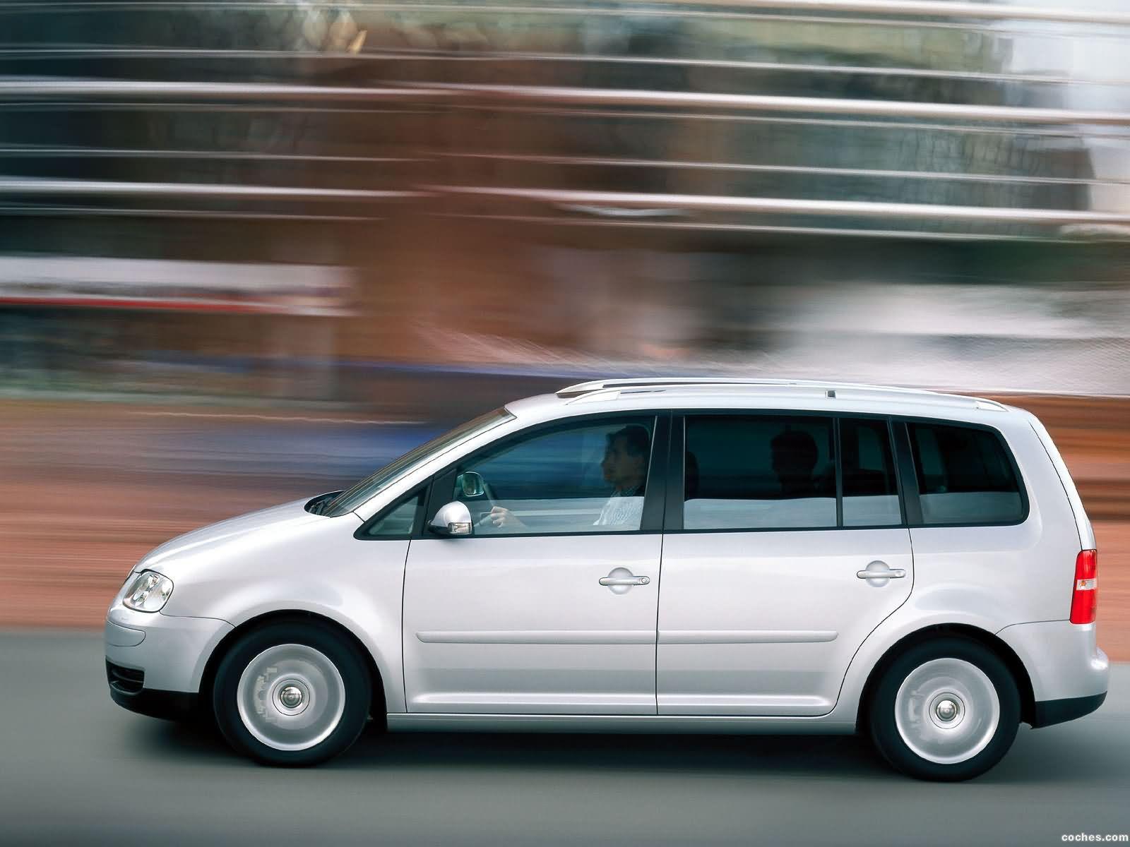 Foto 15 de Volkswagen Touran 2003