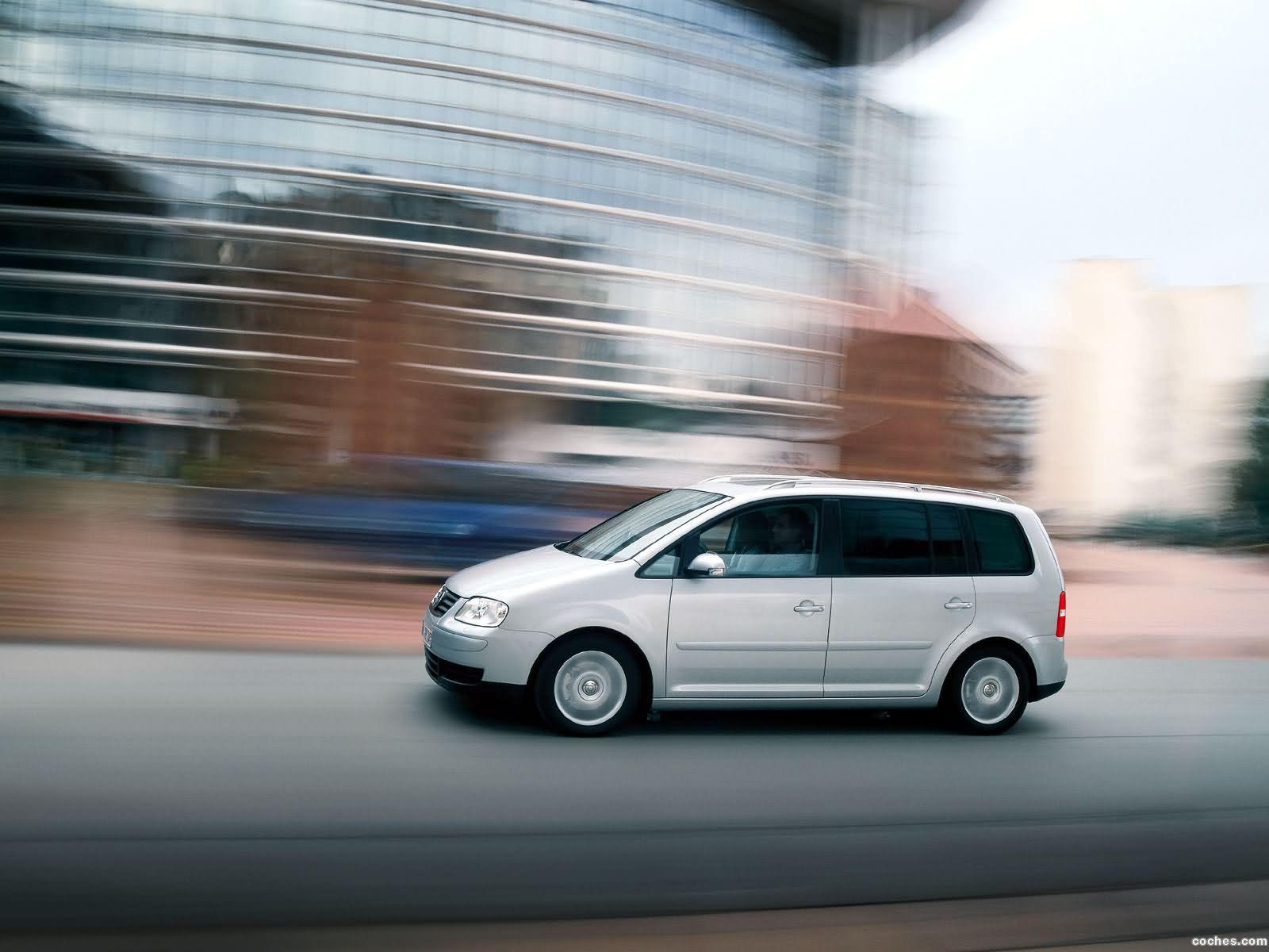Foto 14 de Volkswagen Touran 2003