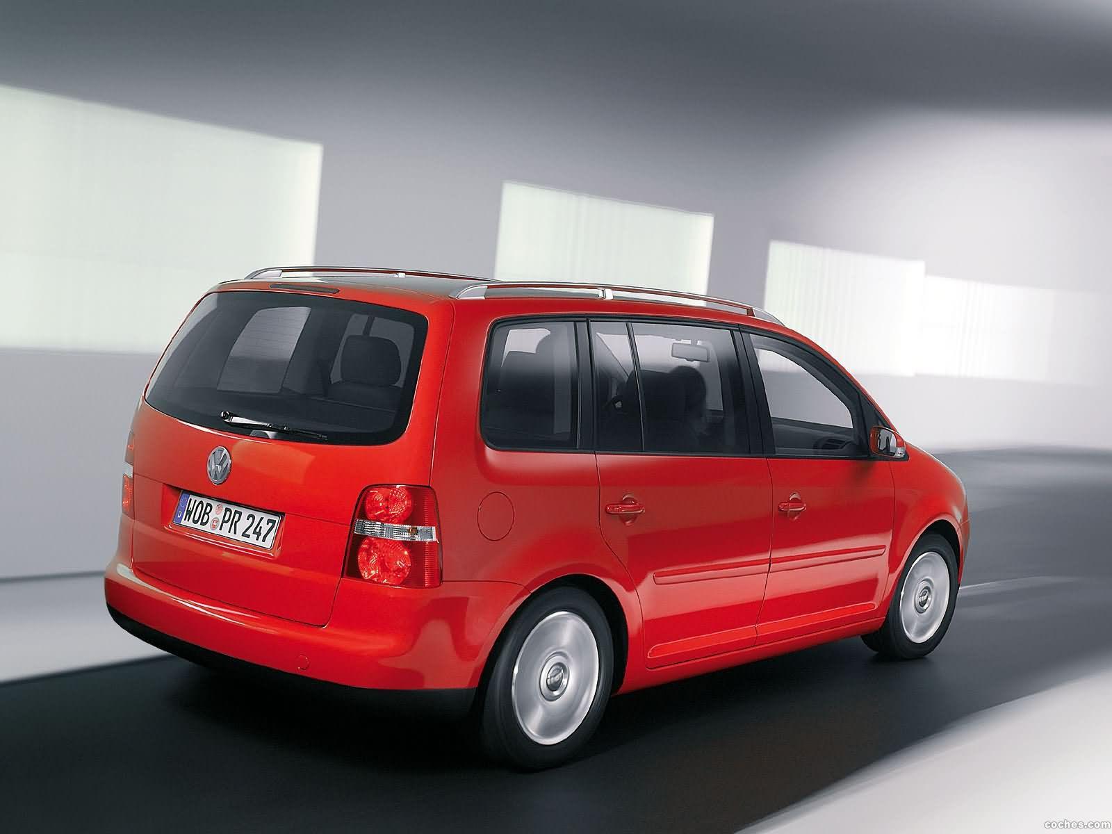 Foto 31 de Volkswagen Touran 2003