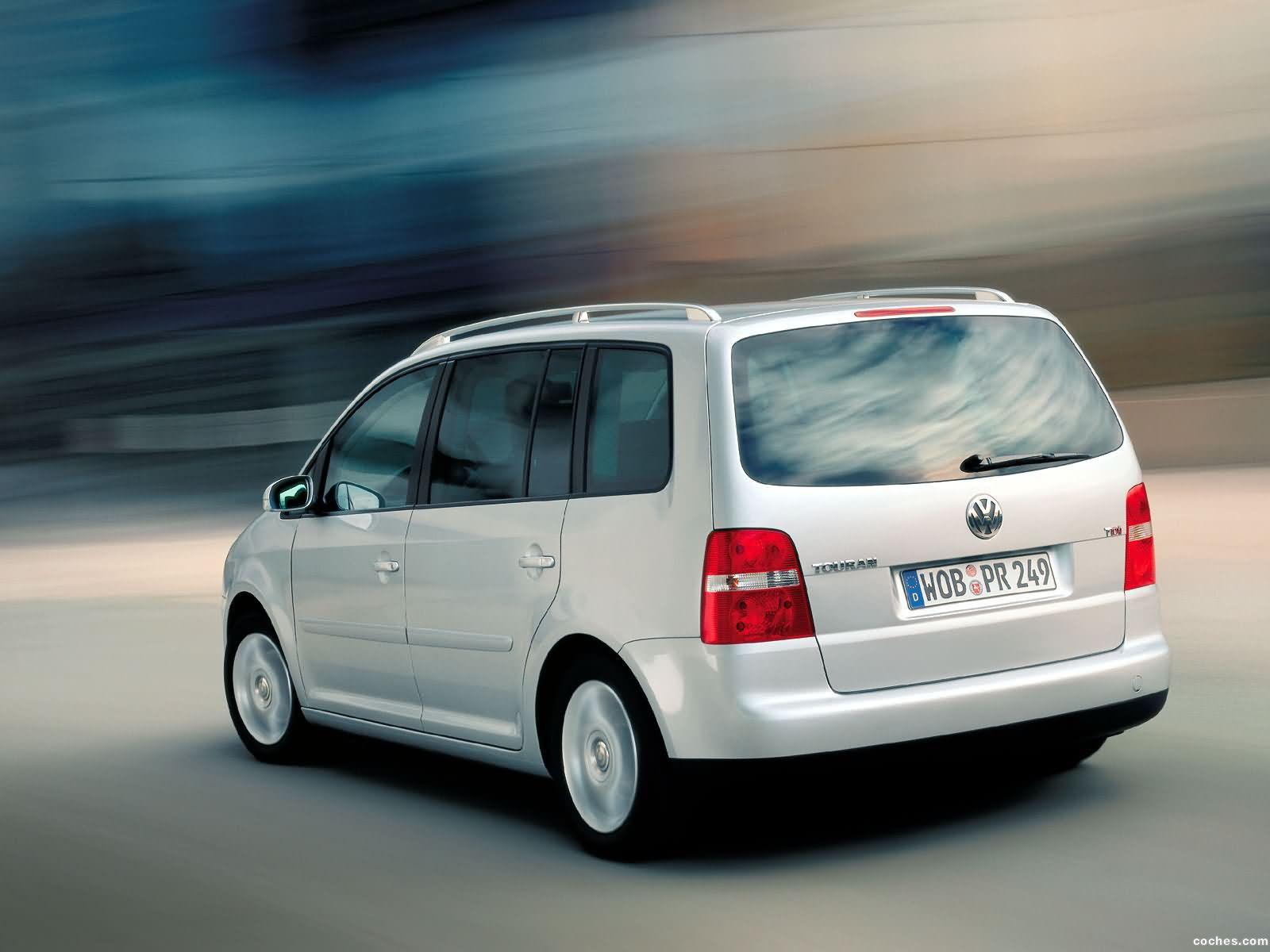 Foto 13 de Volkswagen Touran 2003
