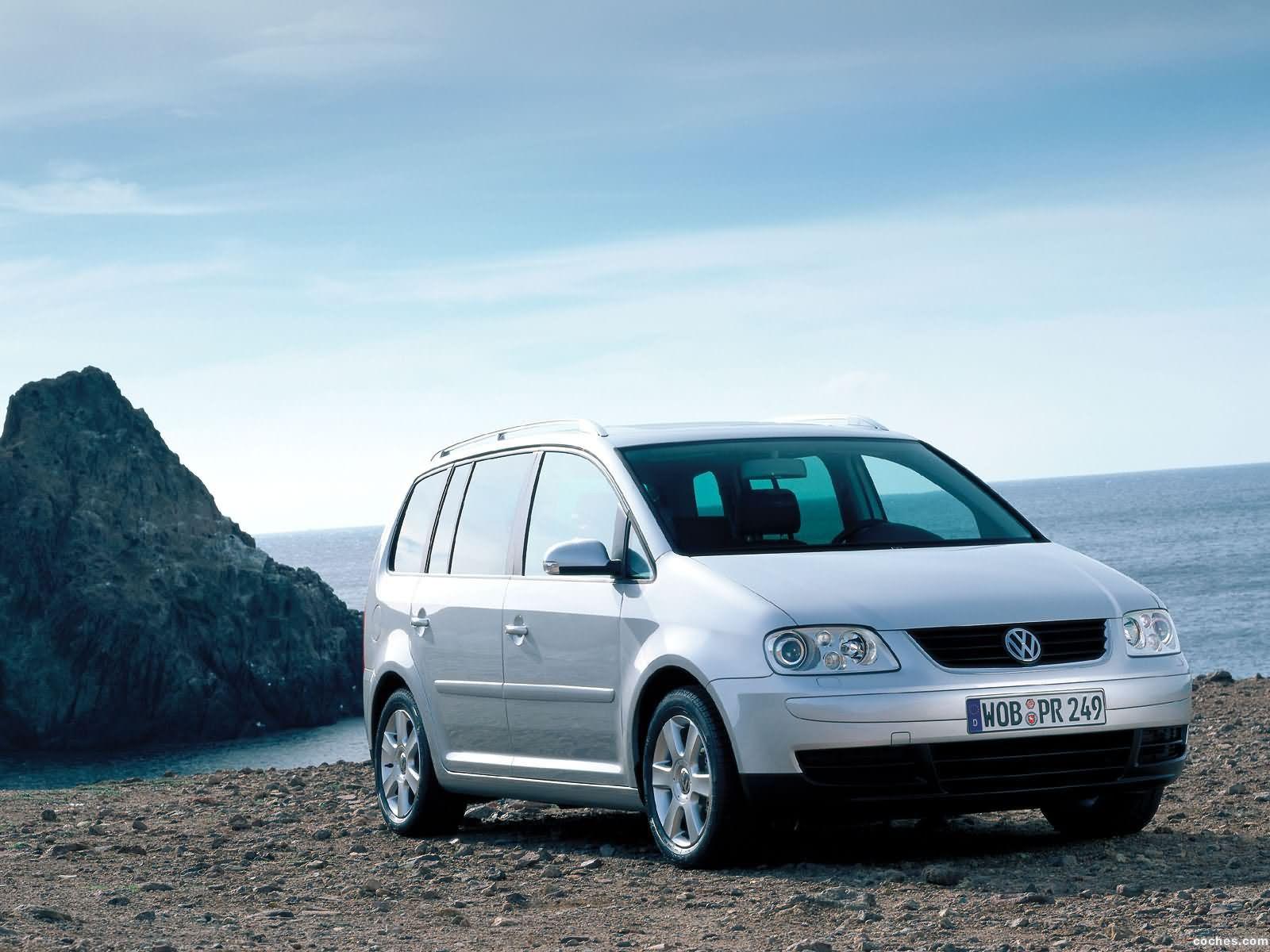 Foto 12 de Volkswagen Touran 2003
