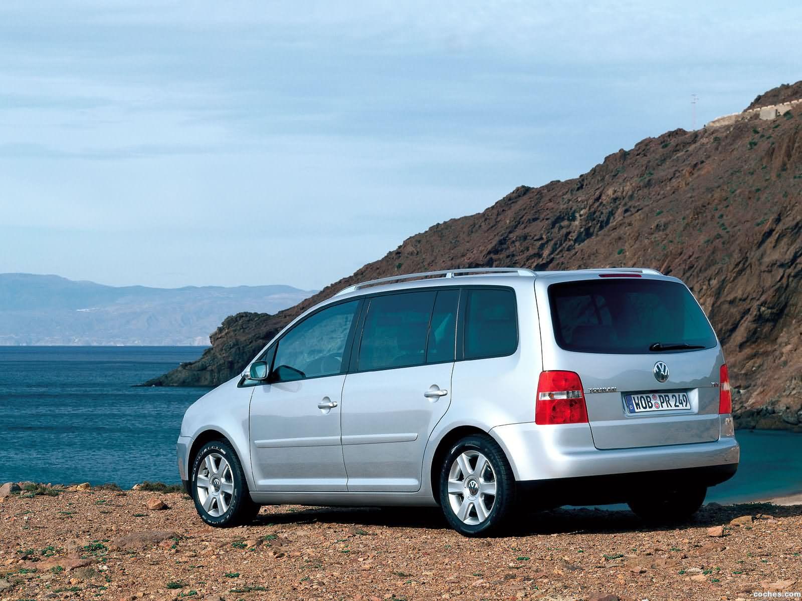 Foto 11 de Volkswagen Touran 2003
