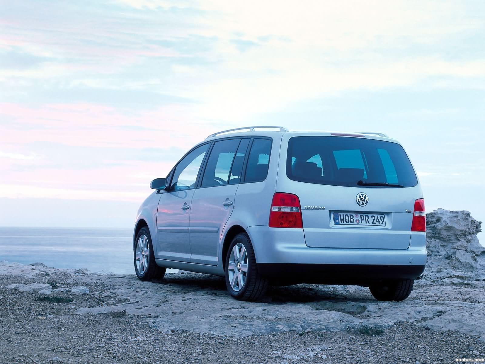 Foto 10 de Volkswagen Touran 2003
