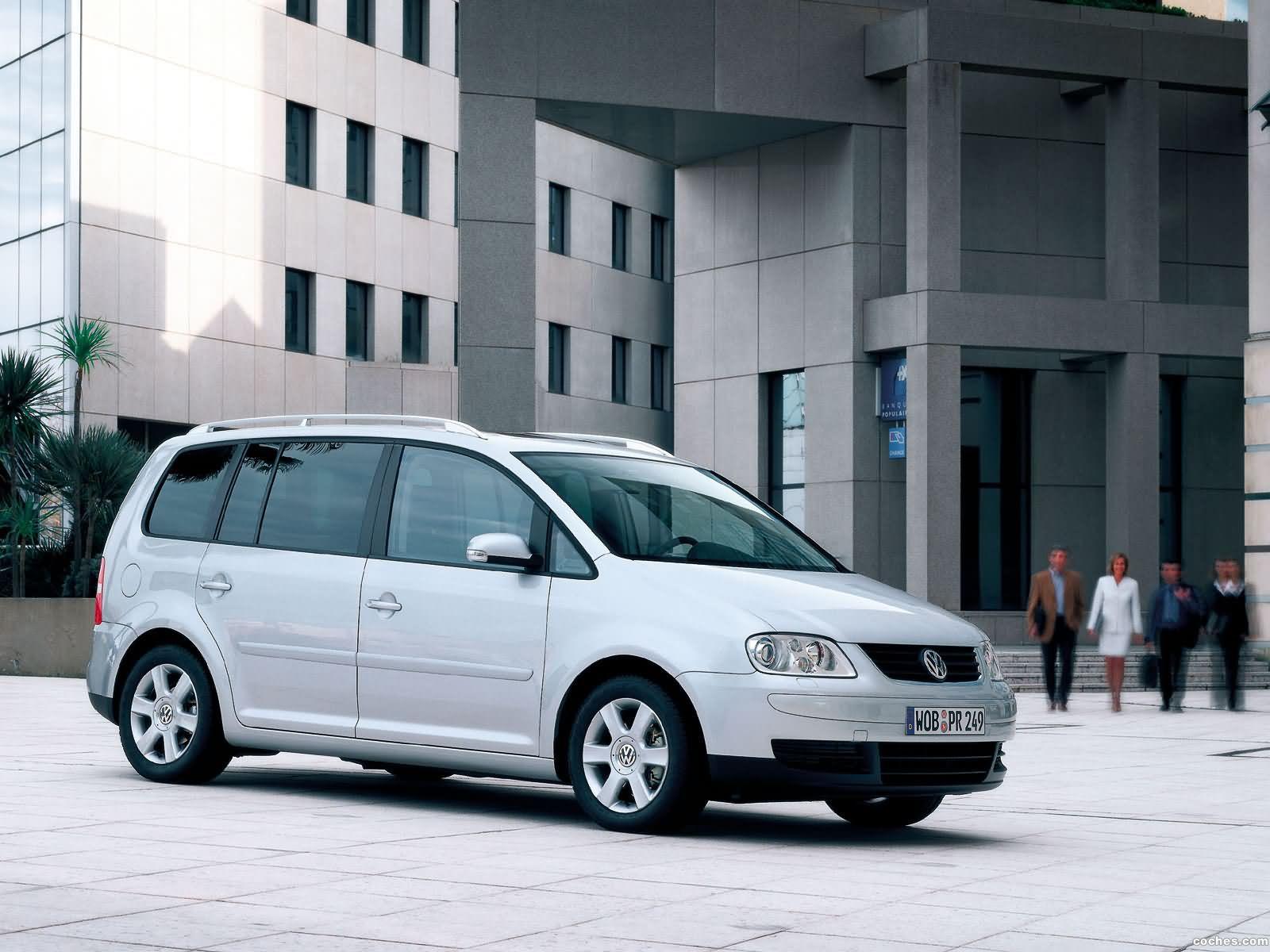 Foto 9 de Volkswagen Touran 2003