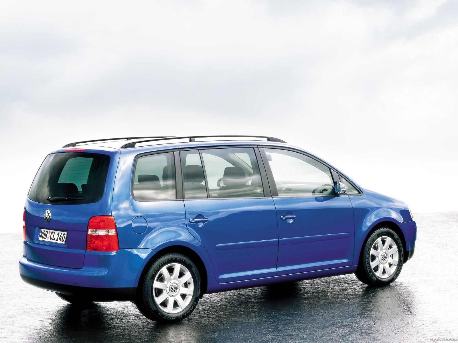Foto 5 de Volkswagen Touran 2003