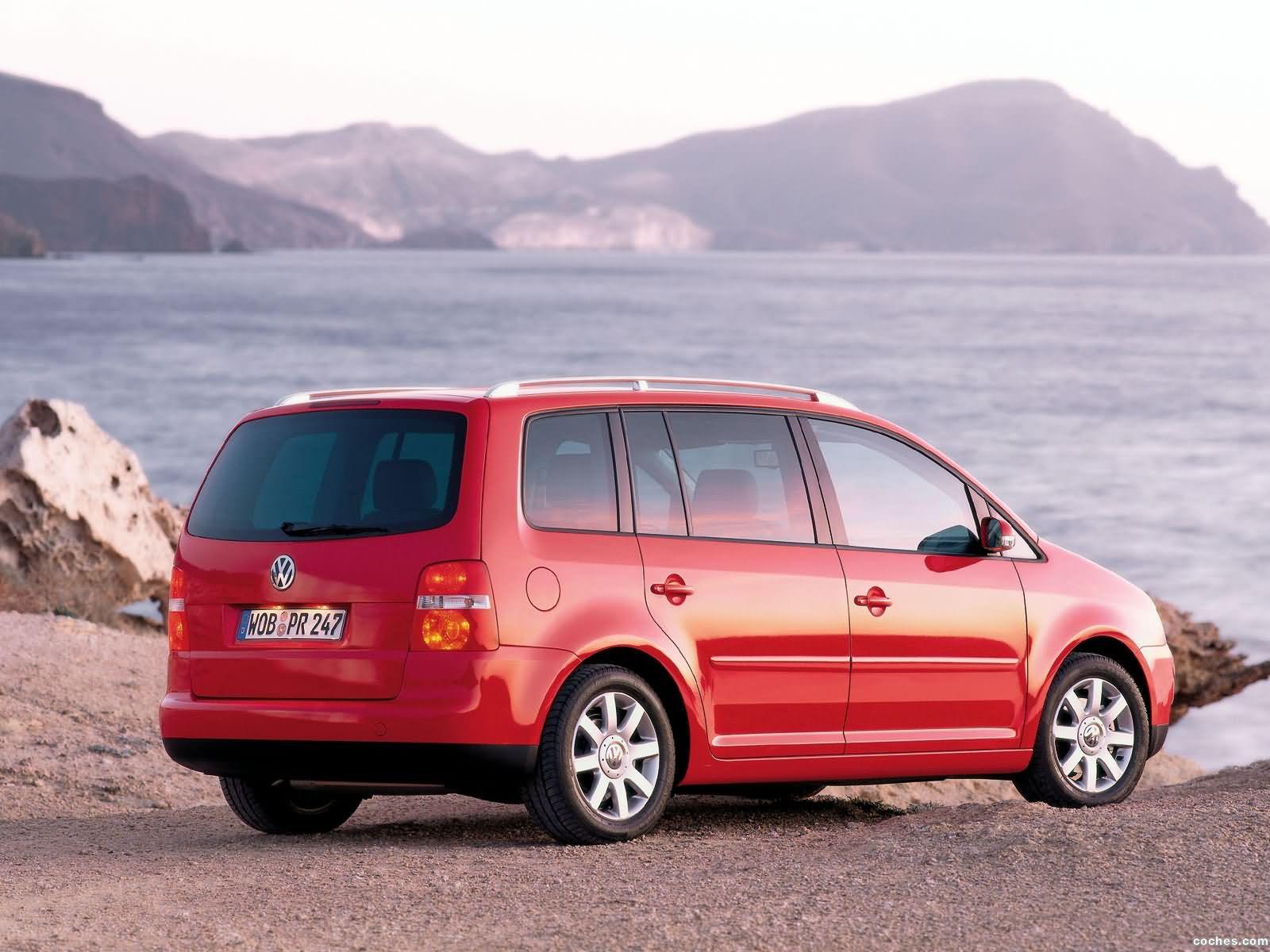 Foto 29 de Volkswagen Touran 2003