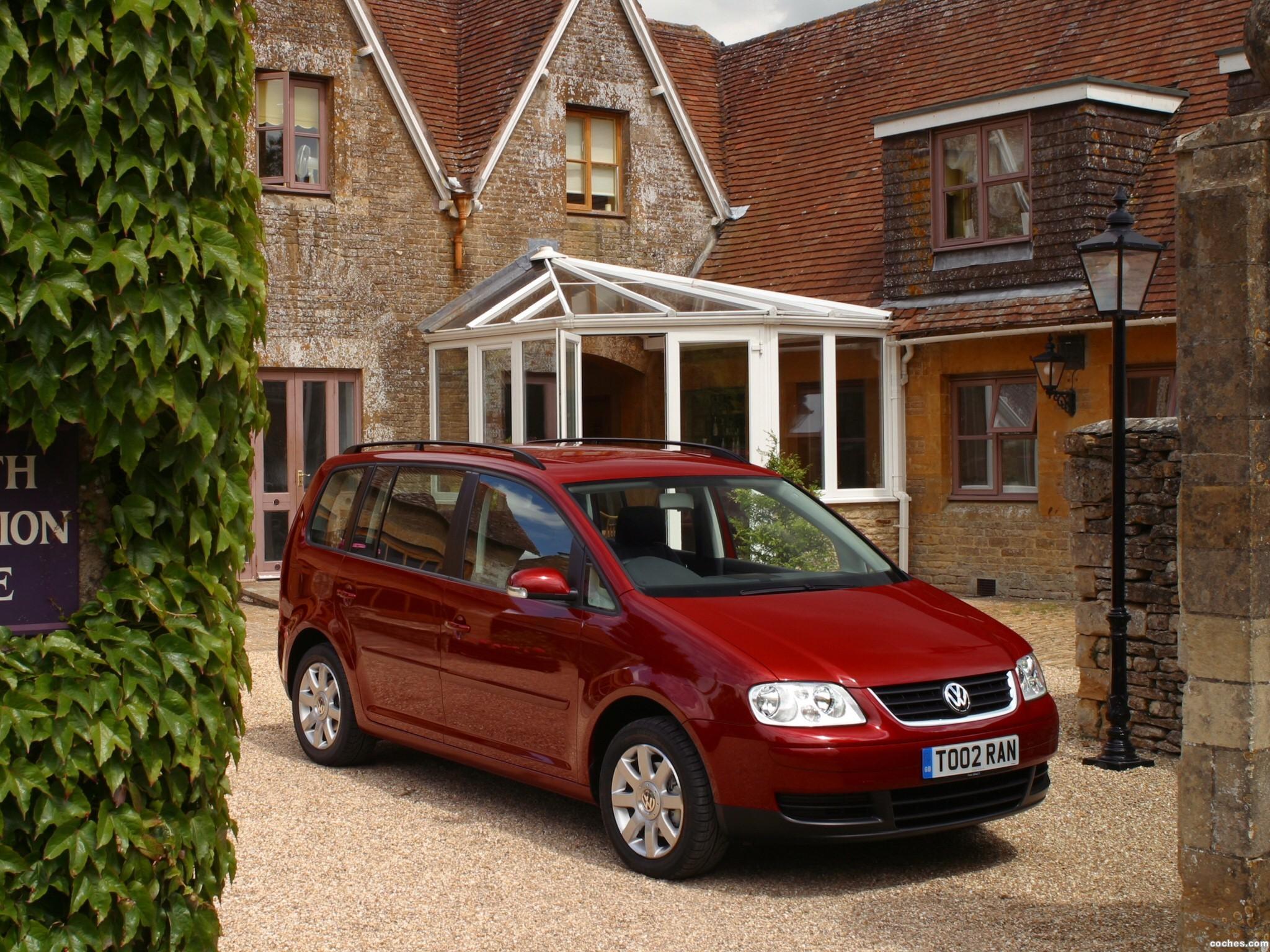 Foto 3 de Volkswagen Touran 2003