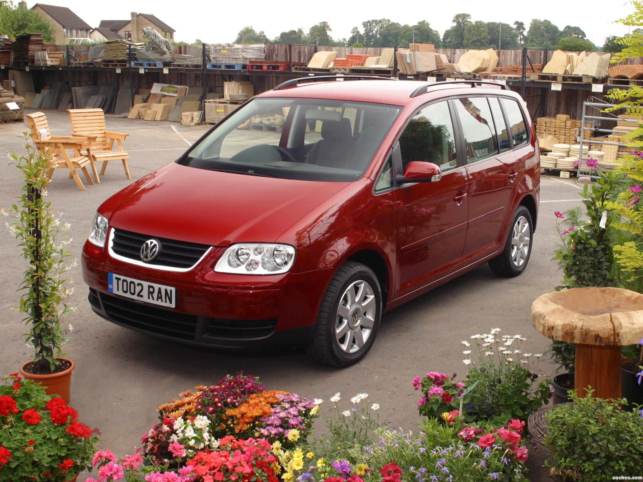 Foto 0 de Volkswagen Touran 2003