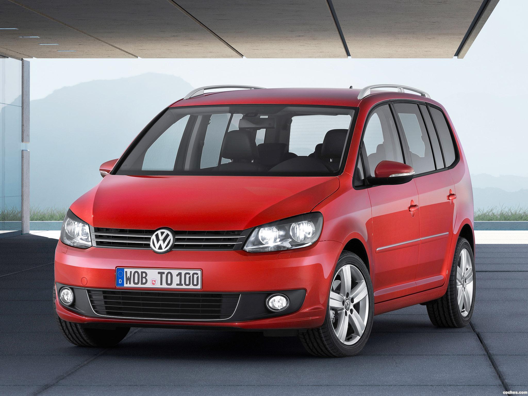 Foto 0 de Volkswagen Touran 2010