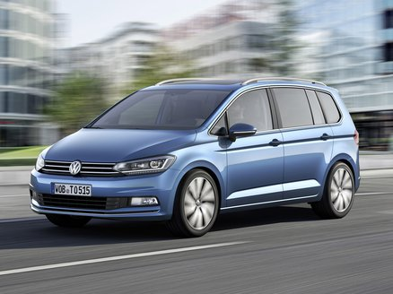 Volkswagen Touran 2.0tdi Business And Navi 90kw
