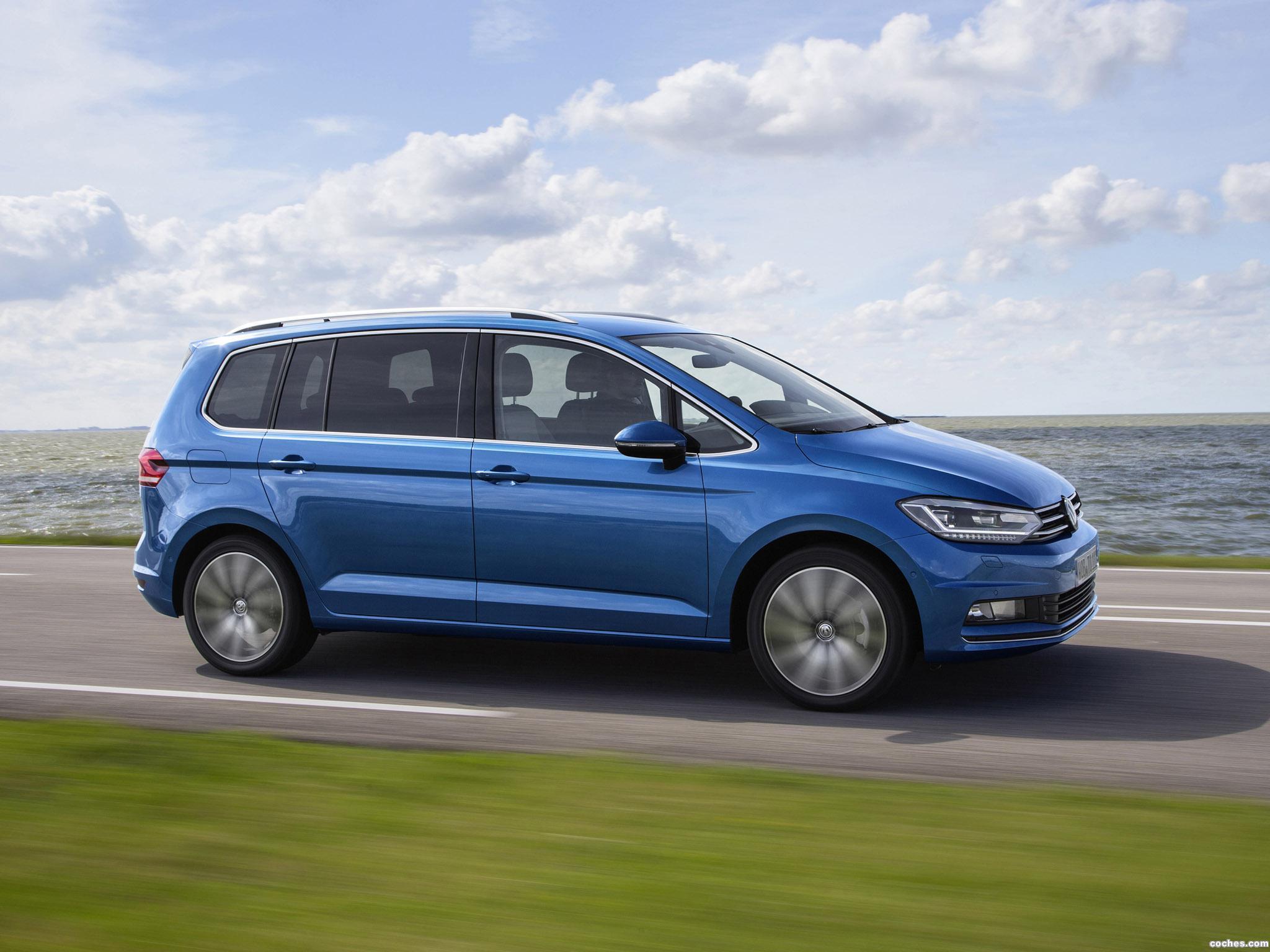 Foto 20 de Volkswagen Touran 2015