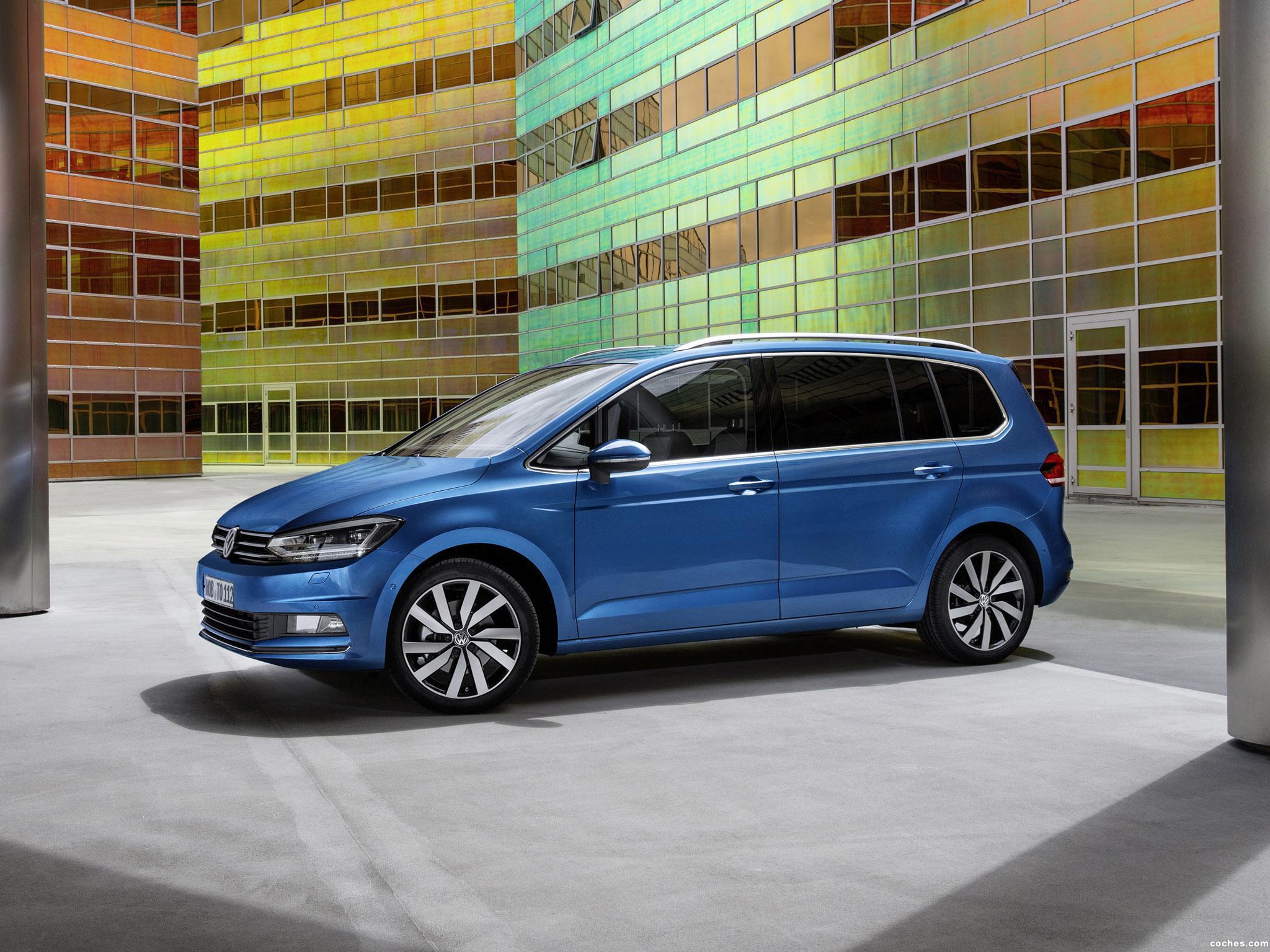 Foto 12 de Volkswagen Touran 2015