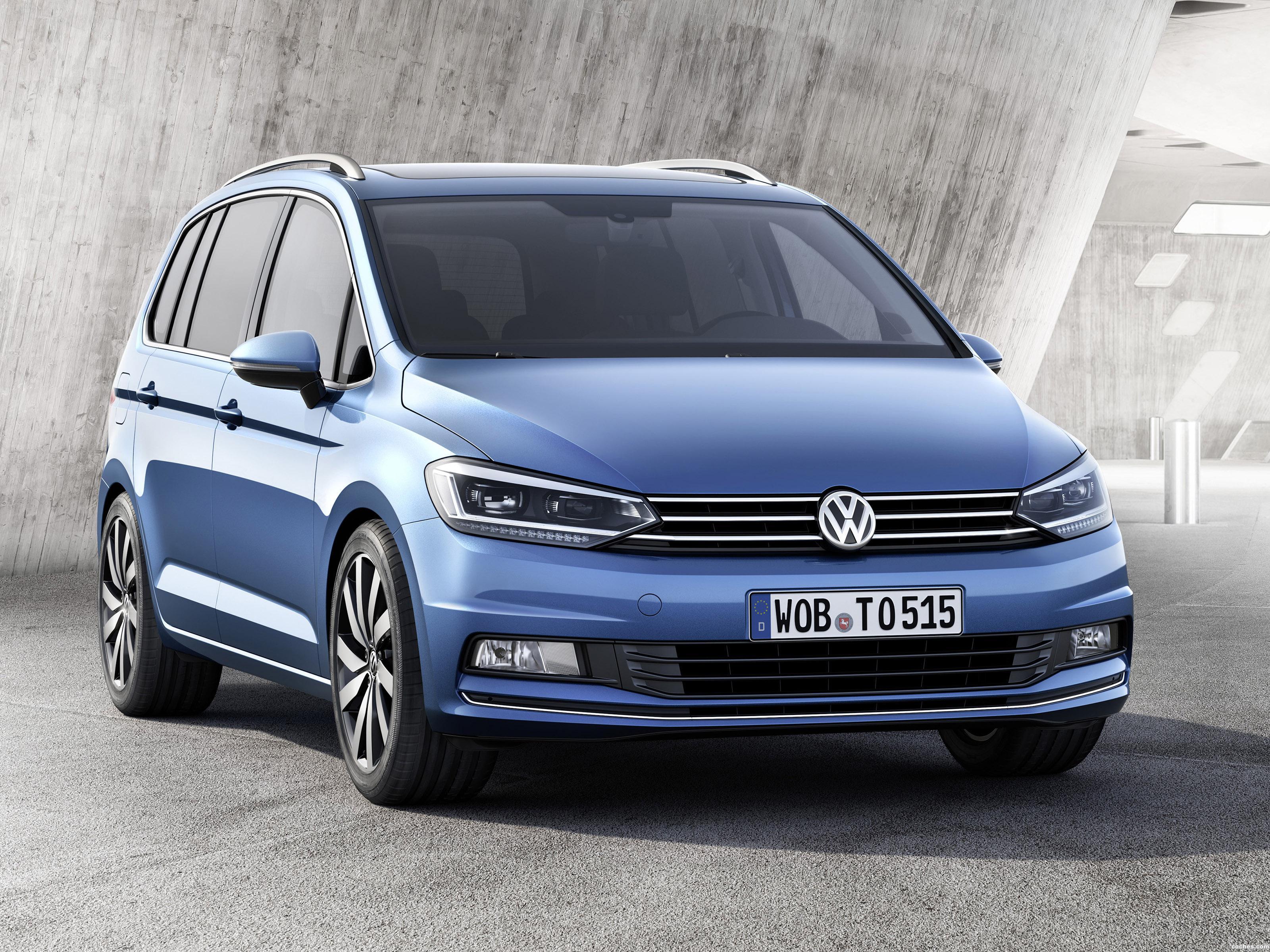 Foto 26 de Volkswagen Touran 2015