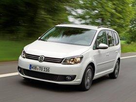 Ver foto 4 de Volkswagen Touran BlueMotion 2010
