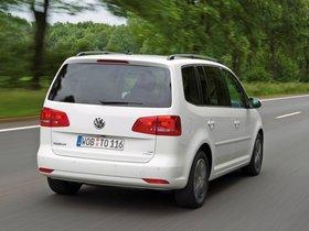 Ver foto 3 de Volkswagen Touran BlueMotion 2010