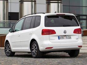 Ver foto 2 de Volkswagen Touran BlueMotion 2010