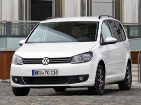 Ver foto 1 de Volkswagen Touran BlueMotion 2010
