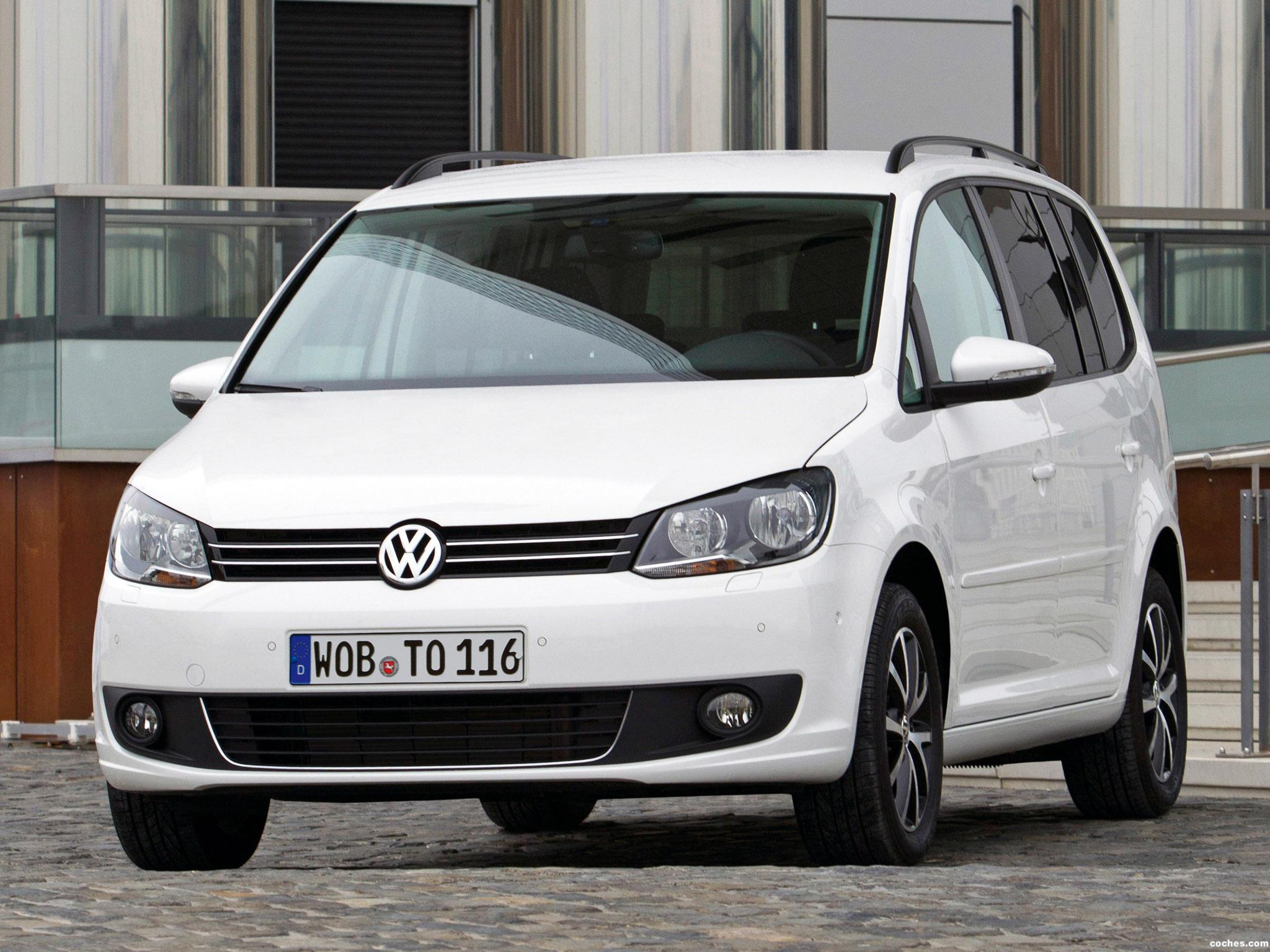 Foto 0 de Volkswagen Touran BlueMotion 2010