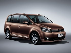 Ver foto 3 de Volkswagen Touran China 2009