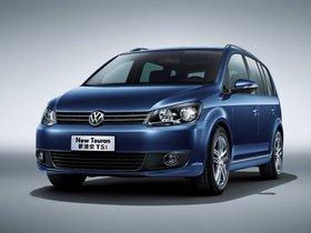 Fotos de Volkswagen Touran China 2009