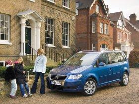 Fotos de Volkswagen Touran Facelift 2006