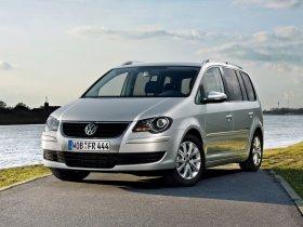 Fotos de Volkswagen Touran Freestyle 2009