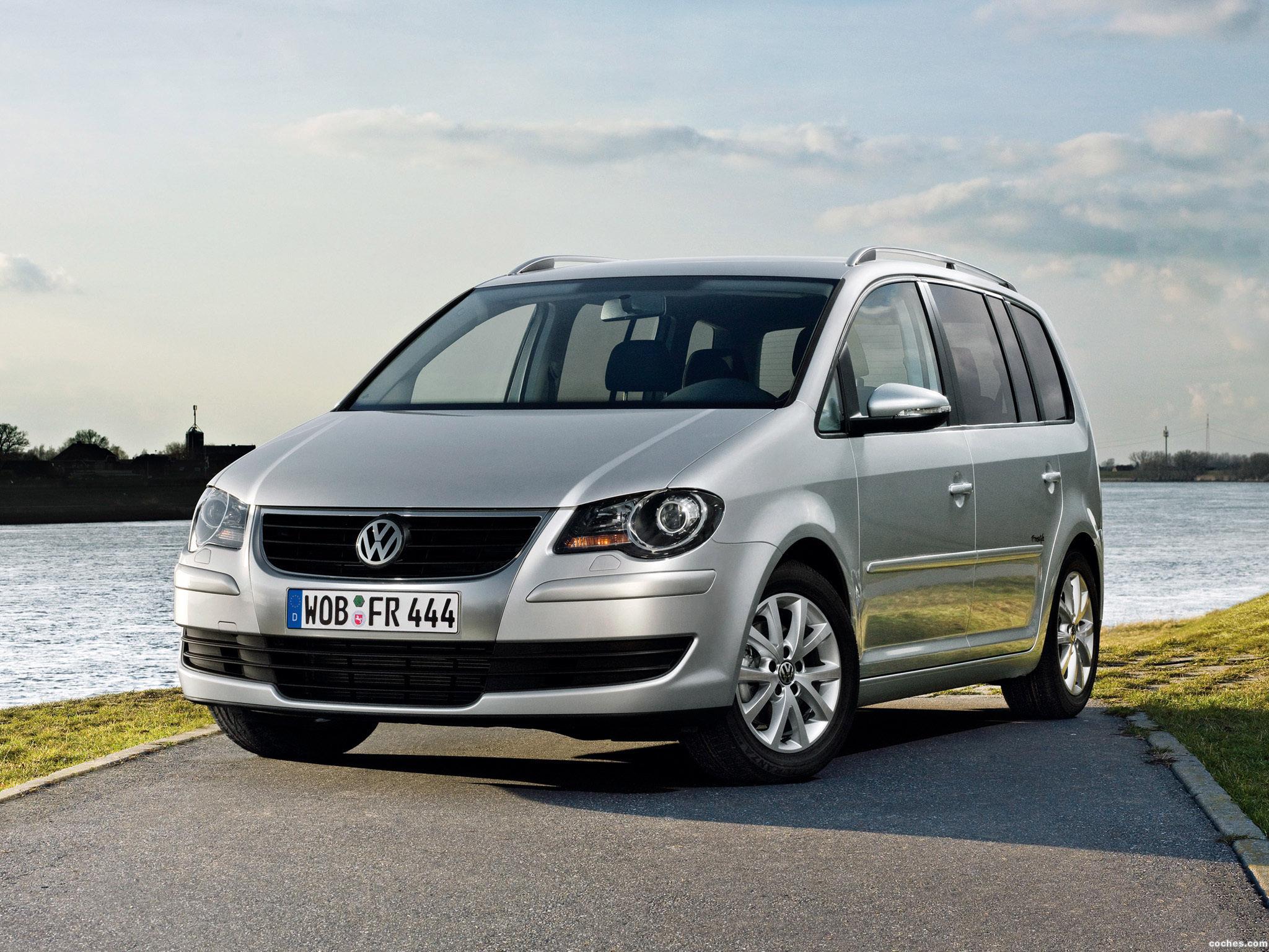 Foto 0 de Volkswagen Touran Freestyle 2009