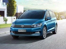 Ver foto 3 de Volkswagen Touran L 2016